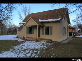Home for sale at 407 E 100 South, Payson, UT 84651. Listed at 202000 with 4 bedrooms, 2 bathrooms and 1,573 total square feet