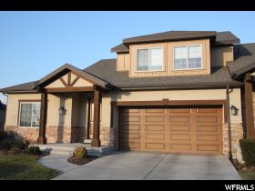 Home for sale at 1445 E Chateau Rdg, Sandy, UT 84092. Listed at 479900 with 5 bedrooms, 4 bathrooms and 3,815 total square feet