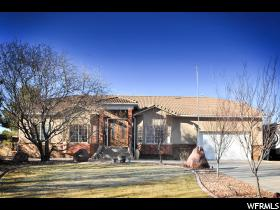 Home for sale at 7805 N Amethyst Dr, Diamond Valley, UT 84770. Listed at 499900 with 5 bedrooms, 5 bathrooms and 4,642 total square feet
