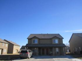 Home for sale at 119 W 700 North, Vernal, UT  84078. Listed at 99900 with 3 bedrooms, 3 bathrooms and 1,405 total square feet