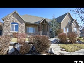 Home for sale at 2153 S 140 West, Orem, UT 84058. Listed at 645000 with 5 bedrooms, 4 bathrooms and 5,618 total square feet