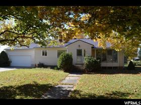 Home for sale at 112 S 500 East, Hyrum, UT 84319. Listed at 199900 with 4 bedrooms, 2 bathrooms and 2,680 total square feet