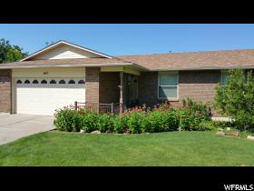 Home for sale at 647 N 400 East, Kaysville, UT 84037. Listed at 285000 with 5 bedrooms, 3 bathrooms and 2,636 total square feet