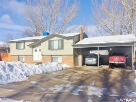 Home for sale at 724 W 150 North, Roosevelt, UT 84066. Listed at 189900 with 4 bedrooms, 2 bathrooms and 2,150 total square feet