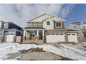 Home for sale at 121 E Zen Rd #3084, Vineyard, UT 84058. Listed at 384900 with 4 bedrooms, 3 bathrooms and 3,700 total square feet