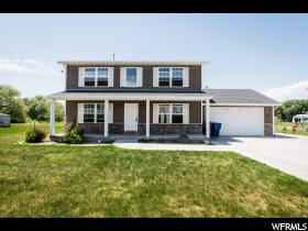 Home for sale at 3281 S 1600 West, Nibley, UT  84321. Listed at 229900 with 4 bedrooms, 3 bathrooms and 2,006 total square feet