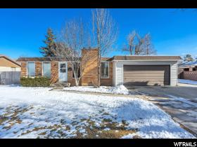 Home for sale at 7479 S Ramanee, Midvale, UT 84047. Listed at 249900 with 3 bedrooms, 2 bathrooms and 2,462 total square feet