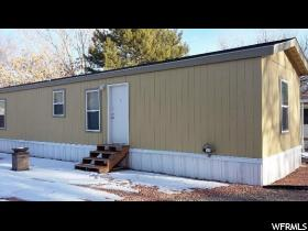 Home for sale at 545 S 560 West, Richfield, UT  84701. Listed at 45000 with 2 bedrooms, 2 bathrooms and 747 total square feet