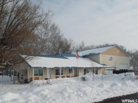 Home for sale at 2240 N 4100 West, Corinne, UT 84307. Listed at 270000 with 3 bedrooms, 3 bathrooms and 2,180 total square feet
