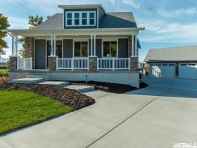 Home for sale at 369 W Clark Cir, Farmington, UT 84025. Listed at 492000 with 3 bedrooms, 3 bathrooms and 4,558 total square feet