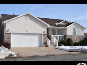 Home for sale at 32 W Belmore Dr, Kaysville, UT 84037. Listed at 269900 with 3 bedrooms, 3 bathrooms and 2,672 total square feet