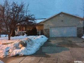 Home for sale at 2953 S 600 West, Nibley, UT  84321. Listed at 179900 with 3 bedrooms, 2 bathrooms and 1,221 total square feet