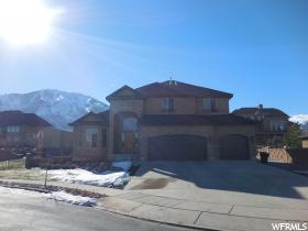 Home for sale at 818 E 750 South, Salem, UT  84653. Listed at 474900 with 4 bedrooms, 3 bathrooms and 4,316 total square feet