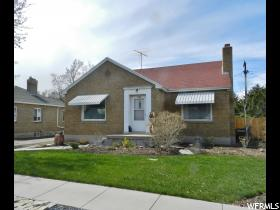 Home for sale at 7588 S Jefferson St, Midvale, UT 84047. Listed at 249900 with 3 bedrooms, 1 bathrooms and 2,044 total square feet