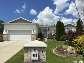 Home for sale at 302 W 1500 North, Harrisville, UT 84404. Listed at 299900 with 4 bedrooms, 3 bathrooms and 2,690 total square feet