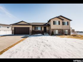 Home for sale at 3238 S 1380 West, Nibley, UT  84321. Listed at 228000 with 4 bedrooms, 3 bathrooms and 1,880 total square feet