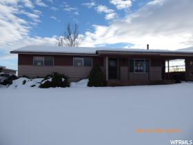 Home for sale at 585 W Miller Dr, Roosevelt, UT 84066. Listed at 134900 with 5 bedrooms, 3 bathrooms and 2,470 total square feet