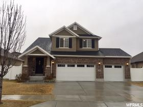 Home for sale at 7946 S Hartley Ln, West Jordan, UT 84081. Listed at 355000 with 3 bedrooms, 4 bathrooms and 2,406 total square feet
