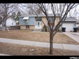 Home for sale at 1184 W 5500 South, Riverdale, UT 84405. Listed at 179900 with 4 bedrooms, 2 bathrooms and 1,930 total square feet