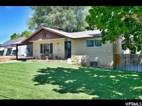 Home for sale at 990 W 4400 South, Riverdale, UT 84405. Listed at 179900 with 3 bedrooms, 2 bathrooms and 2,262 total square feet