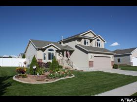 Home for sale at 2115 S 800 East, Clearfield, UT  84015. Listed at 279900 with 4 bedrooms, 4 bathrooms and 2,337 total square feet