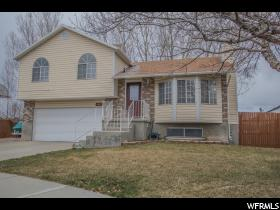 Home for sale at 6447 S 4160 West, Taylorsville, UT 84129. Listed at 240000 with 3 bedrooms, 2 bathrooms and 1,648 total square feet