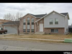 Home for sale at 4945 S 3850 West, Roy, UT 84067. Listed at 217500 with 4 bedrooms, 2 bathrooms and 1,950 total square feet
