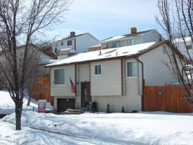 Home for sale at 4956 La Brea St, Kearns, UT 84118. Listed at 210000 with 5 bedrooms, 2 bathrooms and 1,585 total square feet