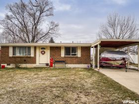 Home for sale at 933 N Jefferson Ave, Ogden, UT 84404. Listed at 135000 with 3 bedrooms, 1 bathrooms and 1,020 total square feet
