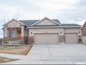 Home for sale at 2243 W 2120 North, Lehi, UT 84043. Listed at 360000 with 4 bedrooms, 3 bathrooms and 2,800 total square feet