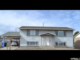 Home for sale at 5190 S Parrish, Kearns, UT 84118. Listed at 189888 with 4 bedrooms, 2 bathrooms and 2,184 total square feet