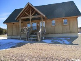 Home for sale at 12235 S Coyote Canyon Dr, Duchesne, UT 84021. Listed at 150000 with 2 bedrooms, 2 bathrooms and 1,786 total square feet