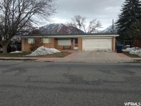 Home for sale at 650 N 100 West, Logan, UT  84321. Listed at 163500 with 3 bedrooms, 2 bathrooms and 1,716 total square feet