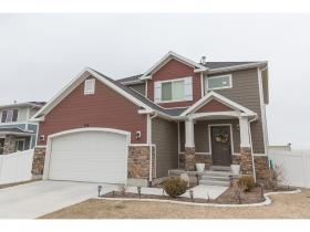 Home for sale at 754 W Star Spangled Drive, Bluffdale, UT 84065. Listed at 374900 with 5 bedrooms, 4 bathrooms and 3,000 total square feet