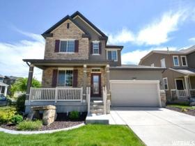 Home for sale at 13147 S Herriman Rose Blvd, Herriman, UT 84096. Listed at 375000 with 4 bedrooms, 4 bathrooms and 3,452 total square feet