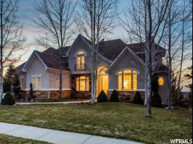 Home for sale at 4598 S Bountiful Ridge Dr, Bountiful, UT  84010. Listed at 695000 with 6 bedrooms, 5 bathrooms and 5,600 total square feet