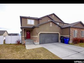 Home for sale at 13167 S Woods Park Dr, Herriman, UT 84096. Listed at 254900 with 4 bedrooms, 3 bathrooms and 2,296 total square feet
