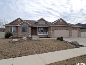 Home for sale at 13467 S Wesleyan Way, Riverton, UT 84065. Listed at 429900 with 4 bedrooms, 3 bathrooms and 4,072 total square feet