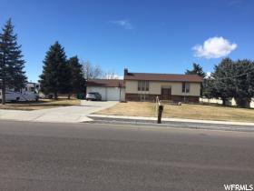 Home for sale at 4891 S 5100 West, Hooper, UT  84315. Listed at 289000 with 4 bedrooms, 2 bathrooms and 2,186 total square feet