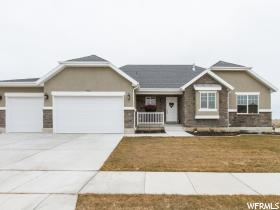 Home for sale at 3743 W Hooded Crane Dr, Clinton, UT 84015. Listed at 355000 with 3 bedrooms, 2 bathrooms and 3,152 total square feet