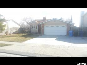 Home for sale at 3973 Blue Meadow Ln, Taylorsville, UT 84118. Listed at 215000 with 4 bedrooms, 2 bathrooms and 1,449 total square feet