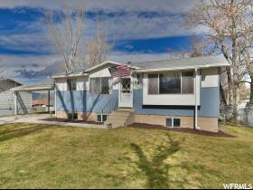 Home for sale at 581 E 500 North, Payson, UT 84651. Listed at 215000 with 3 bedrooms, 2 bathrooms and 1,976 total square feet