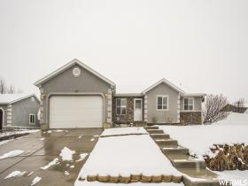Home for sale at 1473 S 150 West, Payson, UT 84651. Listed at 245000 with 3 bedrooms, 2 bathrooms and 2,604 total square feet