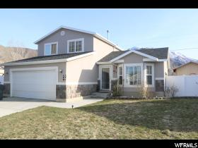 Home for sale at 377 W Pommel Dr, Payson, UT 84651. Listed at 254900 with 3 bedrooms, 3 bathrooms and 1,926 total square feet