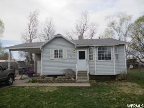 Home for sale at 261 W 1000 South, Ogden, UT  84404. Listed at 110000 with 2 bedrooms, 1 bathrooms and 875 total square feet