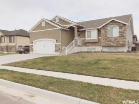 Home for sale at 5472 S 3200 West, Roy, UT 84067. Listed at 325000 with 3 bedrooms, 2 bathrooms and 2,786 total square feet