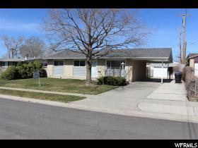 Home for sale at 1257 E Forget Me Not Ave, Sandy, UT 84094. Listed at 280000 with 4 bedrooms, 2 bathrooms and 2,268 total square feet