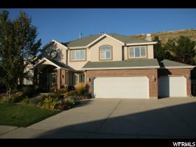Home for sale at 8967 S Cobble Cyn, Sandy, UT 84093. Listed at 729900 with 7 bedrooms, 5 bathrooms and 4,486 total square feet