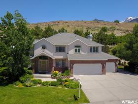 Home for sale at 8967 S Cobble Cyn, Sandy, UT 84093. Listed at 630000 with 7 bedrooms, 5 bathrooms and 4,486 total square feet