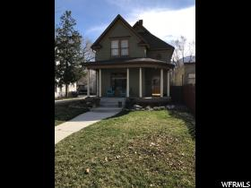 Home for sale at 2468 S Madison Ave, Ogden, UT  84401. Listed at 229900 with 3 bedrooms, 2 bathrooms and 2,100 total square feet
